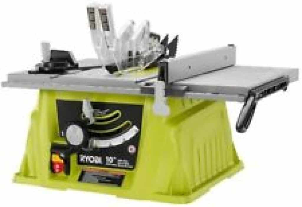 Ryobi Rts10ns 10 Quot Table Saw Without Stand Best Price